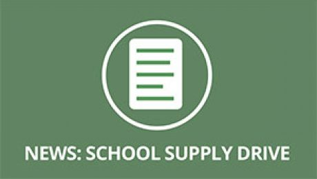 School Supply Drive icon