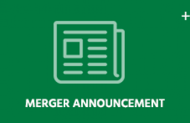 Merger Announcement icon