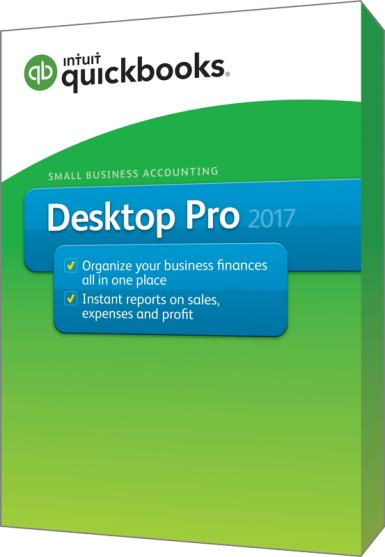 Getting Started – QuickBooks® Windows 2017 - Union Bank