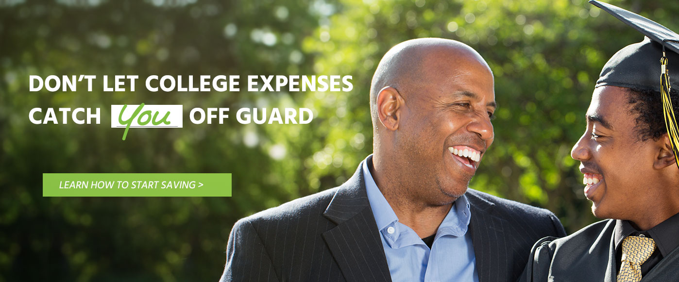 Don't let college expenses catch you off guard