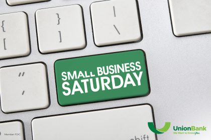 small business saturday keyboard button